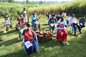 The Water Project: Mukhuyu Community, Namukuru Spring -  Training