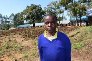 The Water Project: Mungabira Primary School -  Derrick O