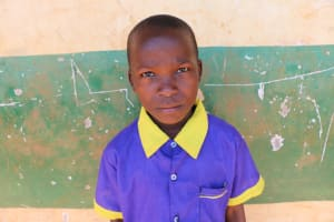 The Water Project: Mungabira Primary School -  Harrison A