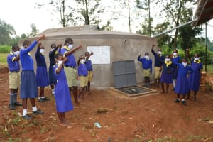 The Water Project: Mungabira Primary School -  Safe Water Victory