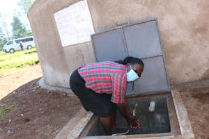 The Water Project: Mungabira Primary School -  Sweeney Oronje