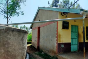 The Water Project: Epanja Secondary School -  Gutter System