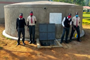 The Water Project: Epanja Secondary School -  Its Glorious And Marvelous