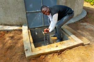 The Water Project: Epanja Secondary School -  Joseph J