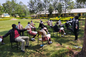 The Water Project: Epanja Secondary School -  Learning To Stay Safe