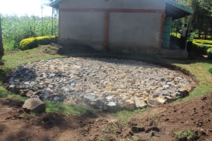The Water Project: Epanja Secondary School -  Setting Up The Foundation