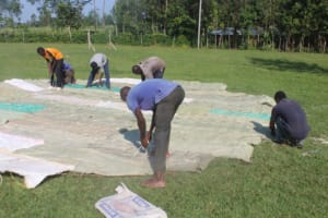 The Water Project: Epanja Secondary School -  Sugar Bags