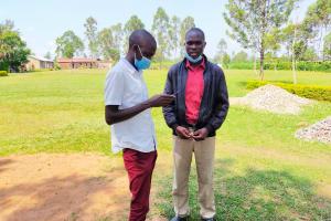 The Water Project: Epanja Secondary School -  Teacher Wakhungu Mark