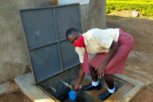 The Water Project: Epanja Secondary School -  Thank You