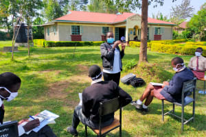 The Water Project: Epanja Secondary School -  Trainer Adelaide