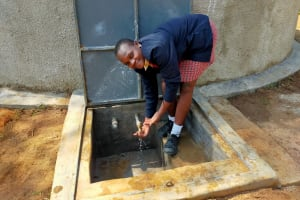The Water Project: Epanja Secondary School -  Valentine N