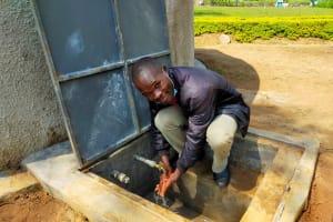 The Water Project: Epanja Secondary School -  Wakhungu Mark Teacher