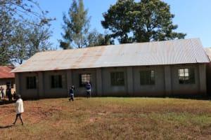 The Water Project: ACK St. Luke's Shanderema Primary School -  Exterior School Building