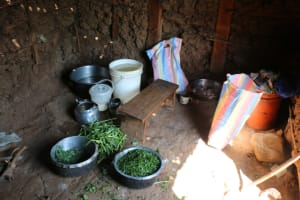 The Water Project: ACK St. Luke's Shanderema Primary School -  Inside Kitchen