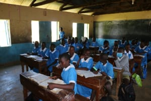 The Water Project: Bumwende Primary School -  Classroom