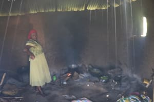 The Water Project: Bumwende Primary School -  Kitchen Inside