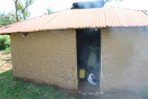 The Water Project: Bumwende Primary School -  School Kitchen