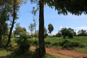 The Water Project: Bumwende Primary School -  Sorrounding Area