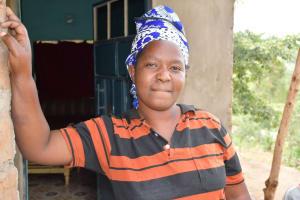 The Water Project: Kyamwau Community B -  Esther Mueni