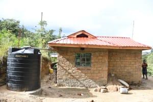 The Water Project: Kyamwau Community B -  Compound