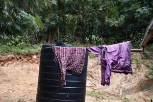 The Water Project: Kyamwau Community C -  Clothesline