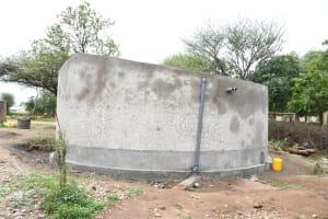 The Water Project: Kikumini Boys Secondary School -  Complete Tank