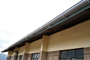 The Water Project: Kikumini Boys Secondary School -  Gutters