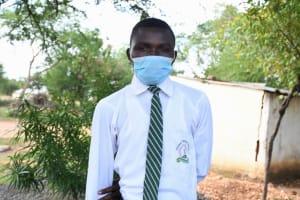 The Water Project: Kikumini Boys Secondary School -  Patrick K