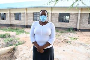 The Water Project: Kikumini Boys Secondary School -  Sarah Mwelu Kioko