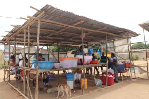 The Water Project: Kingsway Secondary School -  Sierraleone Market