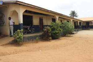 The Water Project: Kingsway Secondary School -  Sierraleone School Building