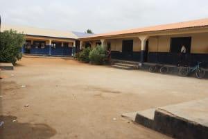 The Water Project: Kingsway Secondary School -  Sierraleone School Landscape