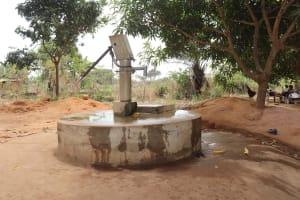 The Water Project: Kingsway Secondary School -  Sierraleone Alternate Water Source