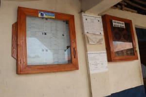 The Water Project: Kingsway Secondary School -  Sierraleone School Notice Board