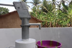 The Water Project: Kamasondo, Masome Village -  Clean Water