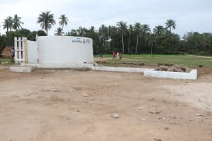 The Water Project: St. Peter Roman Catholic Primary School -  Finished Project
