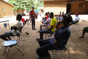 The Water Project: St. Peter Roman Catholic Primary School -  Teachers Participate In The Hygiene Training