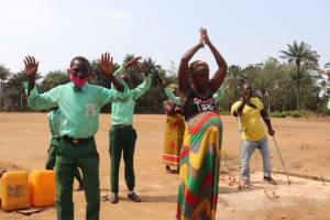 The Water Project: DEC Kitonki Primary School -  Dedication Celebration