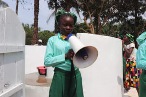 The Water Project: DEC Kitonki Primary School -  Marie C