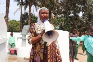 The Water Project: DEC Kitonki Primary School -  Teacher Ya Almmamy Kamara