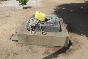 The Water Project: Lungi, Tardi, St. Monica's RC Primary School -  Alternate Water Source