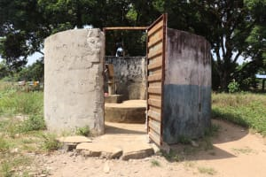 The Water Project: Lungi, Tardi, St. Monica's RC Primary School -  Main Well