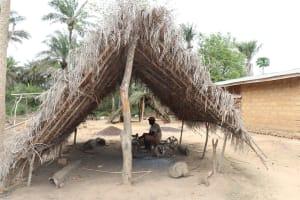 The Water Project: Kamasondo, Feradugu Village -  Blacksmith Working