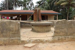 The Water Project: Kamasondo, Feradugu Village -  Main Well