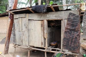 The Water Project: Kamasondo, Feradugu Village -  Chicken Coop