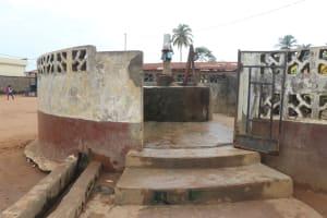 The Water Project: Lungi, Masoila, Lower Kamara St Mosque -  Alternate Water Source