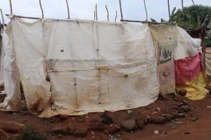The Water Project: Lungi, Masoila, Lower Kamara St Mosque -  Bath Shelter