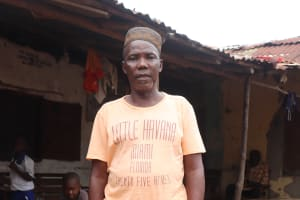 The Water Project: Lungi, Masoila, Lower Kamara St Mosque -  Chief Adikalie Conteh