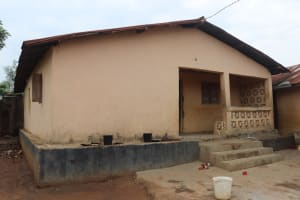 The Water Project: Lungi, Masoila, Lower Kamara St Mosque -  Household
