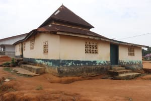 The Water Project: Lungi, Masoila, Lower Kamara St Mosque -  Mosque